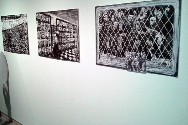 Liljevalchs två verk på Vårsalongen 2016
